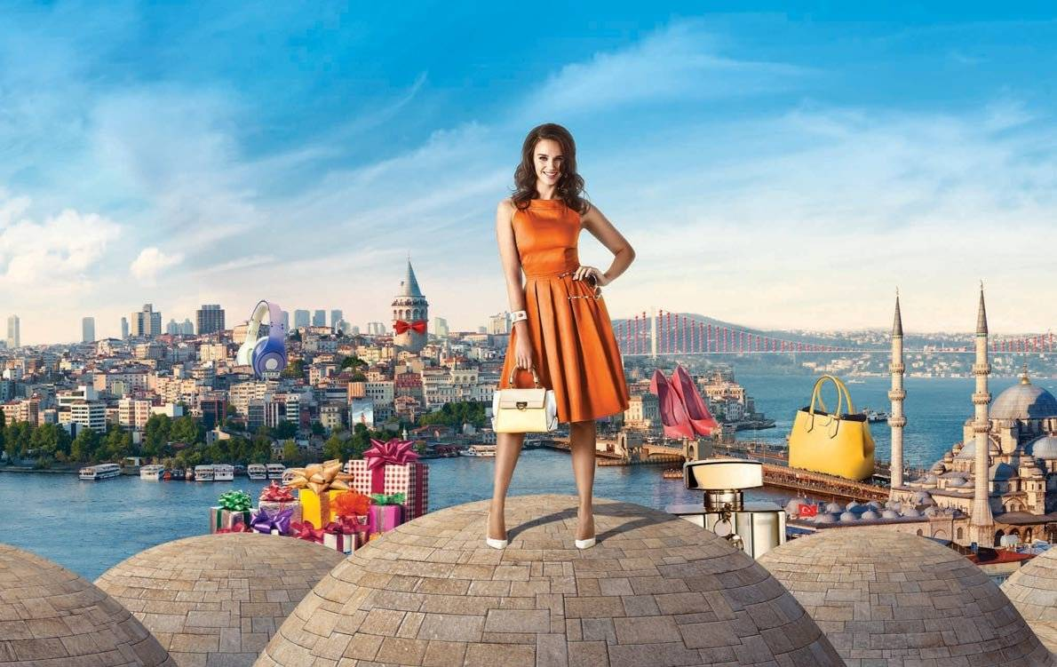 SHOPPING LA ISTANBUL <br> 7-11 octombrie, 118 EUR
